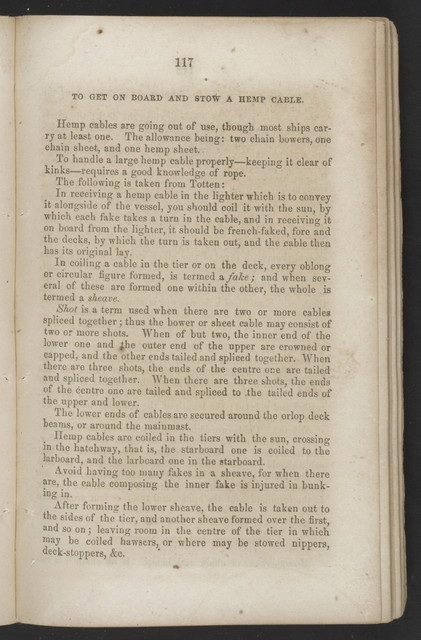 Elements of seamanship, prepared as a text for the midshipmen of the C.S. Navy.