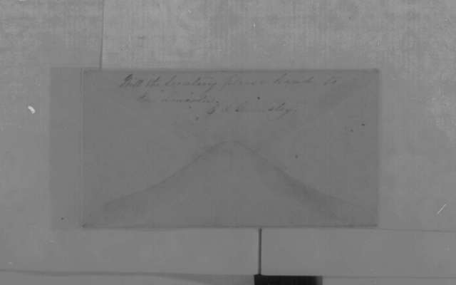 Elizabeth J. Grimsley to Abraham Lincoln, Tuesday, November 22, 1864  (Wants to be postmaster at Springfield)