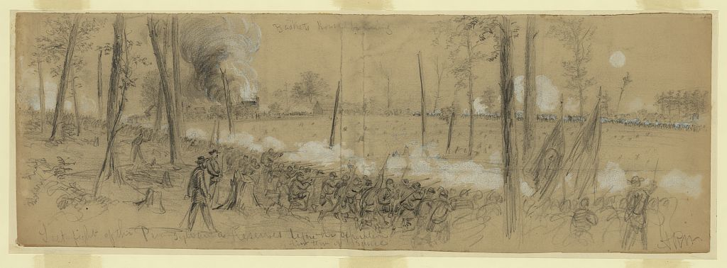 Grant's Great Campaign--Last fight of the Pennsylvania Reserves