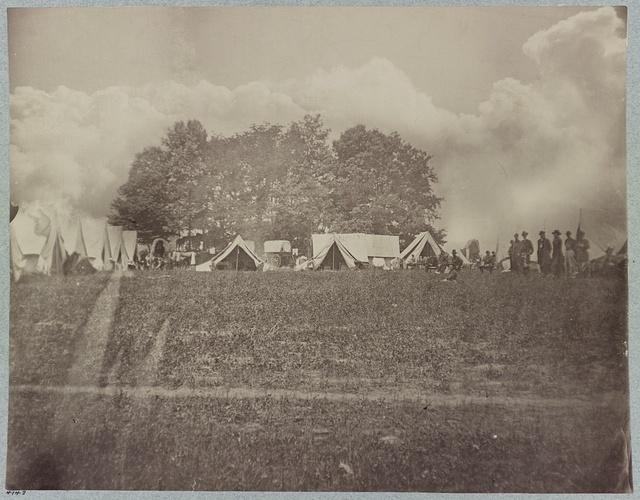 Headquarters of Gen. Geo. H. Thomas, near Cassville, Ga., May 21, 1864