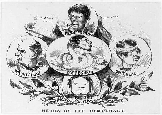 Heads of the democracy