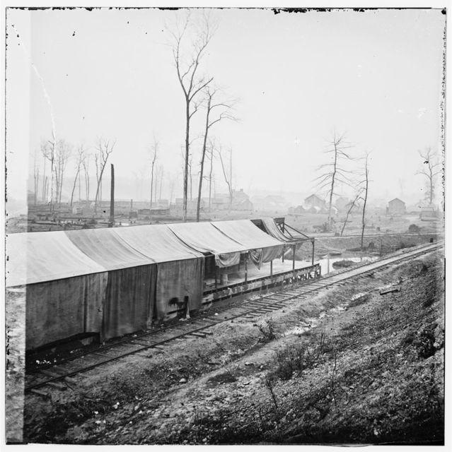 [Johnsonville, Tenn. Federal army depot]