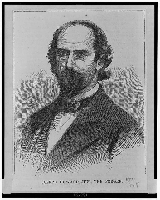 Joseph Howard, Jun., the forger