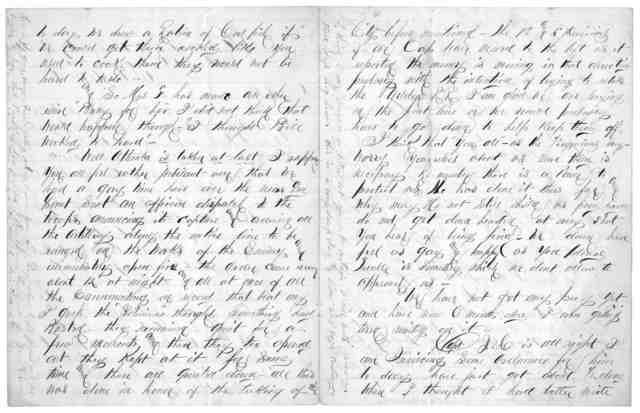 Letter from Tilton C. Reynolds to Juliana Smith Reynolds, September 6, 1864