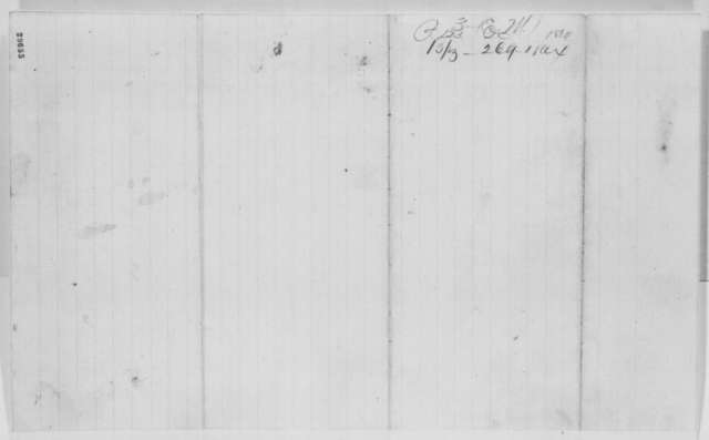 Montgomery County Tennessee Citizens to George H. Thomas, Wednesday, January 20, 1864  (Petition concerning case of Richard Carney; endorsed by William McMichael)