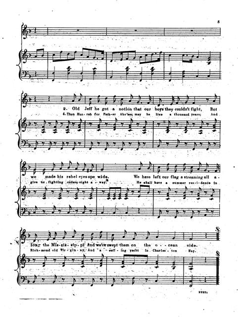 Mount, boys, mount: song of the 20th New York Cavalry written & composed by Charles T. Hammond.