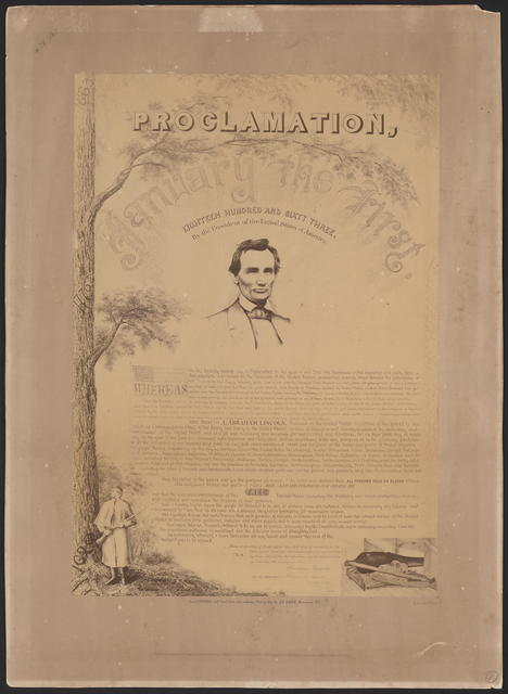 [Paine copy of the Emancipation Proclamation. Copy 2.]