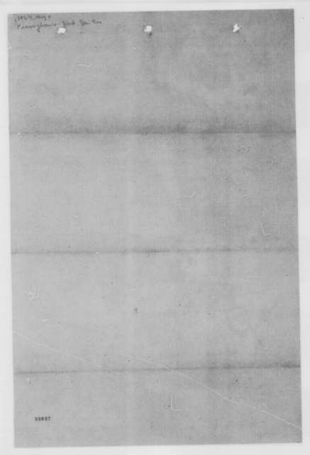 Pennsylvania Legislature, Wednesday, May 04, 1864  (Resolutions)