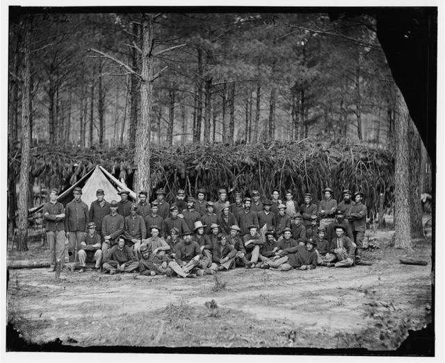 [Petersburg, Va. Company A, U.S. Engineer Battalion]