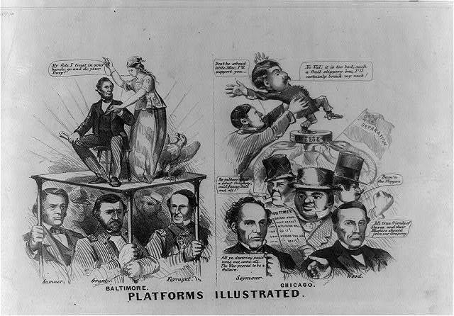 Platforms illustrated