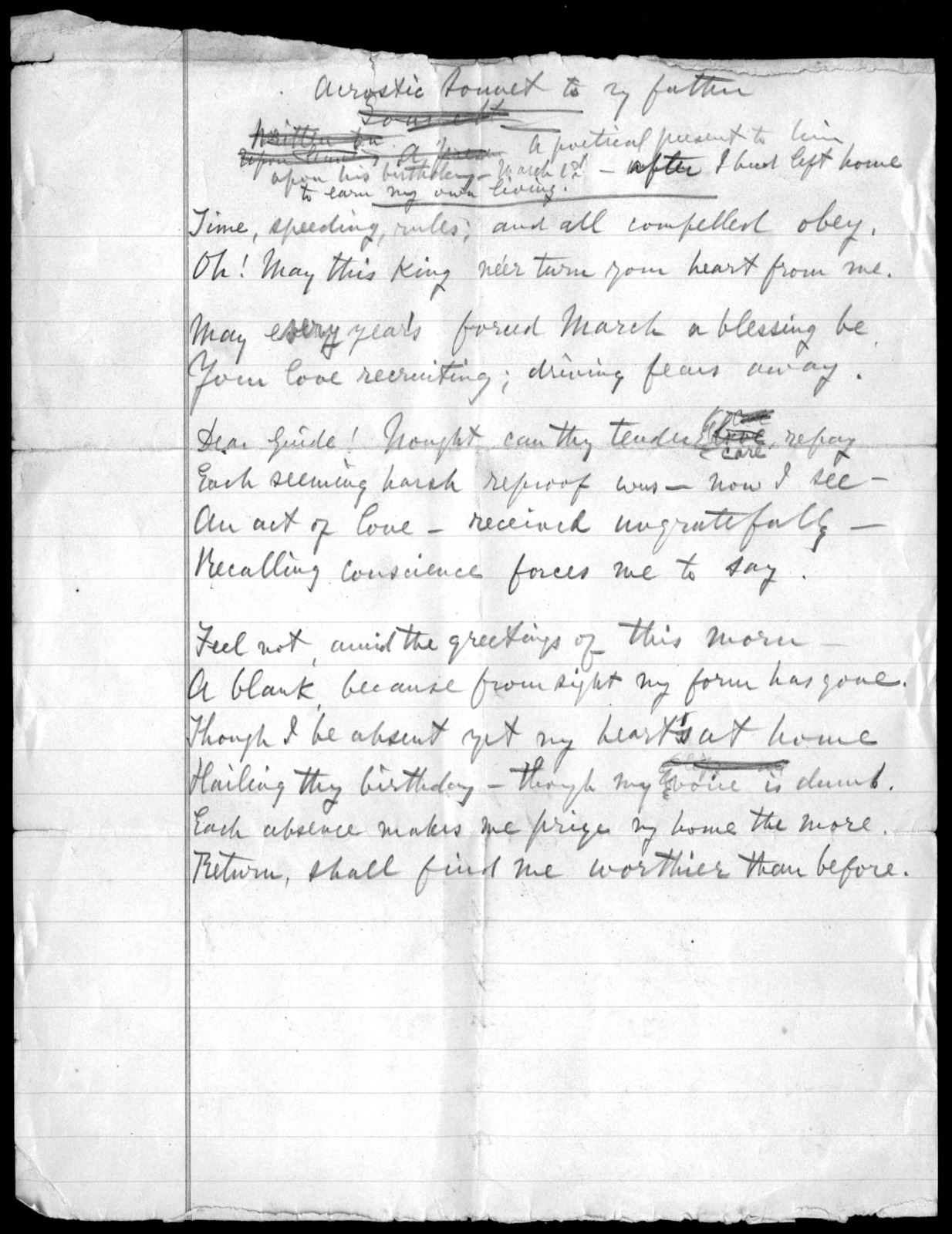 Poem by alexander graham bell march 1 1864 picryl poem by alexander graham bell march 1 1864 m4hsunfo