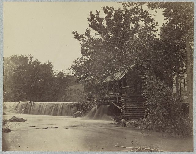 Quarles Mill, North Anna River, Va.
