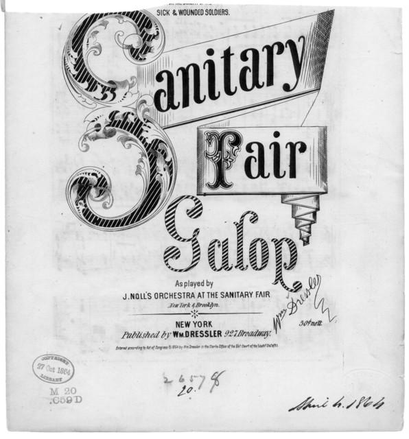 Sanitary fair galop