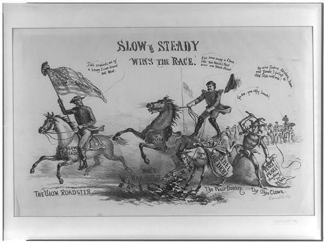 Slow & steady wins the race