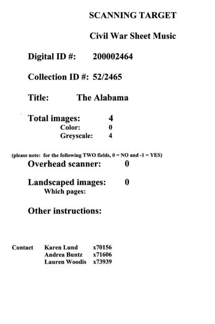 The  Alabama
