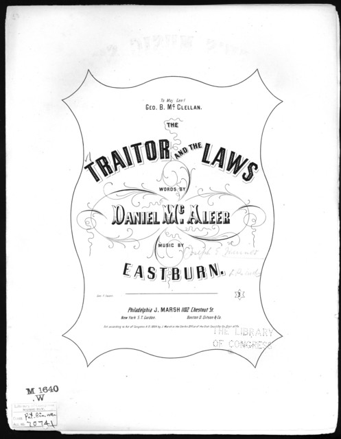 The  Traitor and the laws