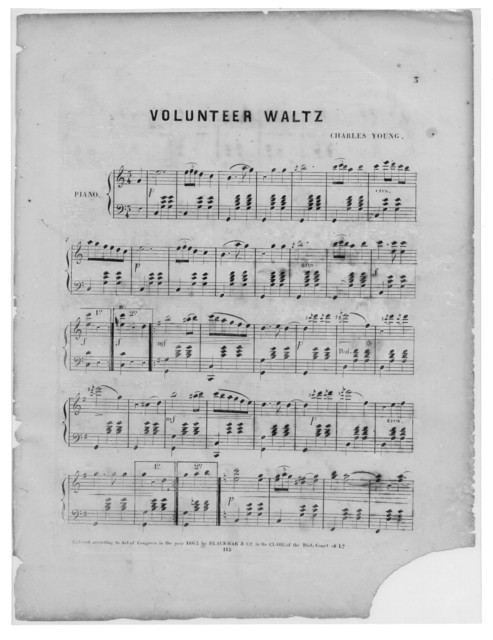 Volunteer waltz