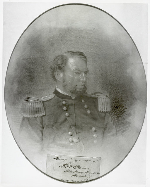 [William Benjamin Brice, U.S. Army Paymaster General from 1864 to 1872]