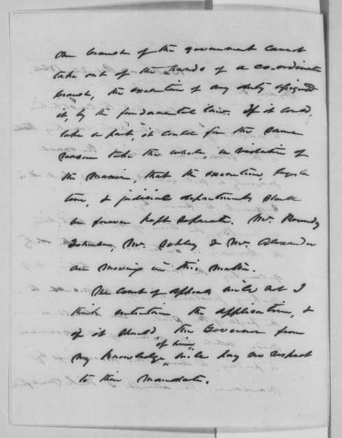 William Price to Abraham Lincoln, Monday, October 24, 1864  (Constitutional referendum in Maryland)