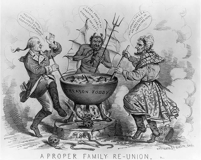 A proper family re-union