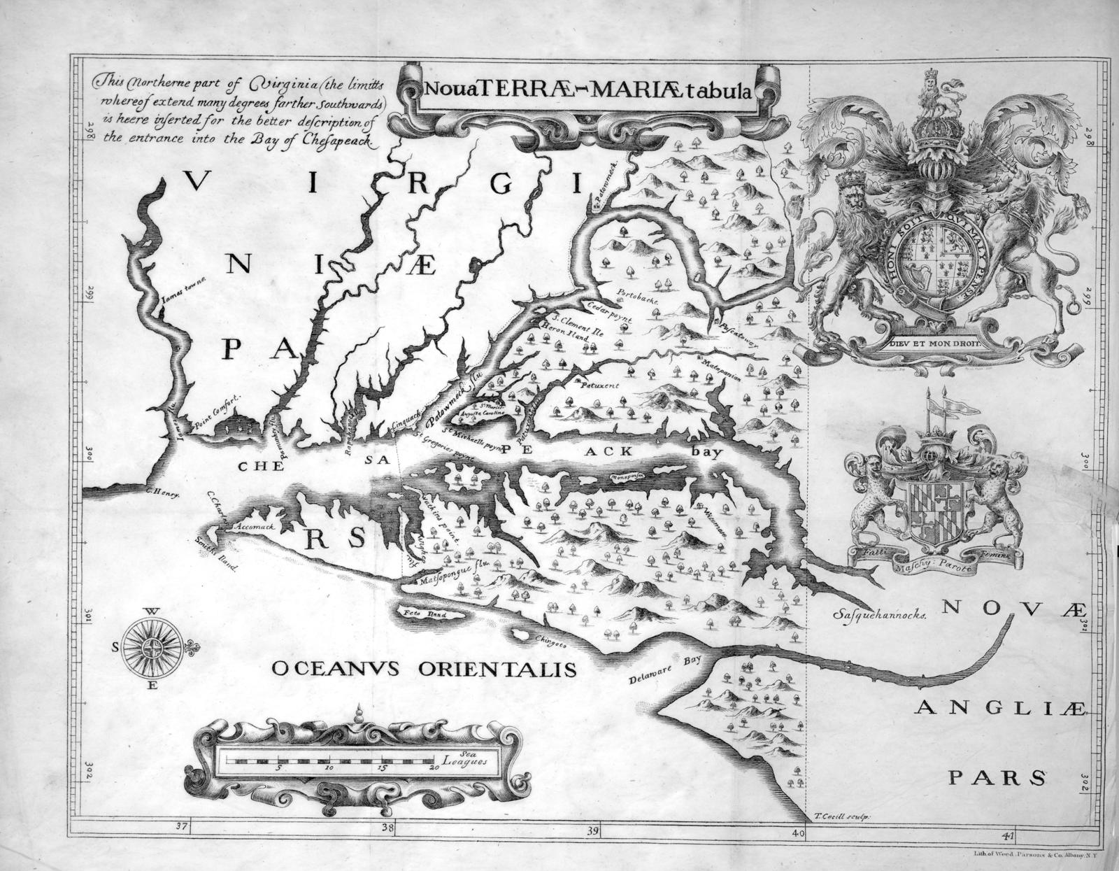 A relation of Maryland : reprinted from the London edition of 1635 /