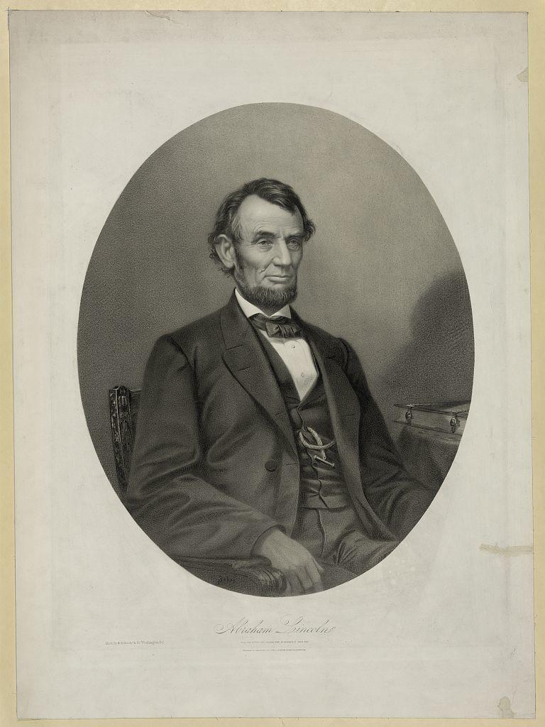 Abraham Lincoln / Baker.