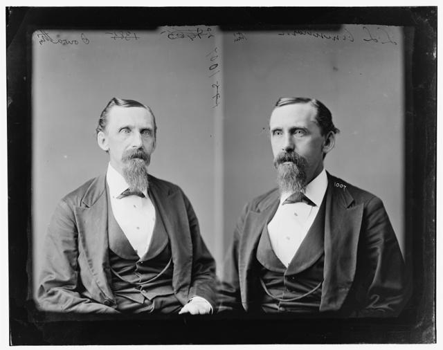 Ainsworth, Hon. Lucien Lester of Iowa. Capt Co. C. 6th Iowa Cavalry USA