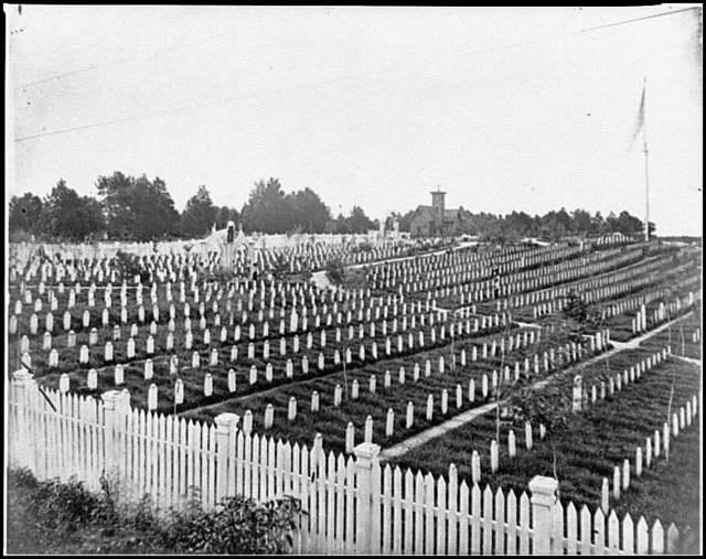 [Alexandria, Va.  Soldiers' Cemetery]