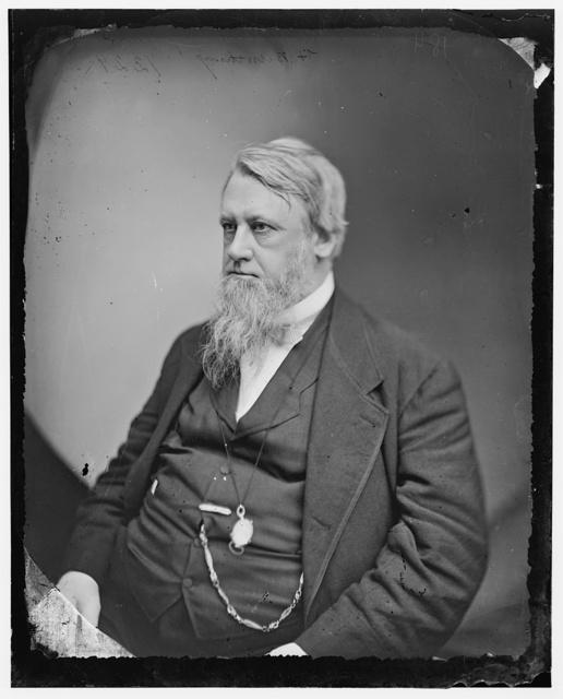 Anthony, Hon. Henry Bowen of R.I. Senator, Gov. of R.I.