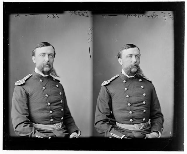 Breckinridge, Gen. Joseph Cabell, U.S.A.