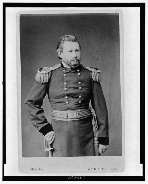 Brig. Gen. Albert J. Myer, Chief Signal Officer, USA / Brady, Washington, D.C.