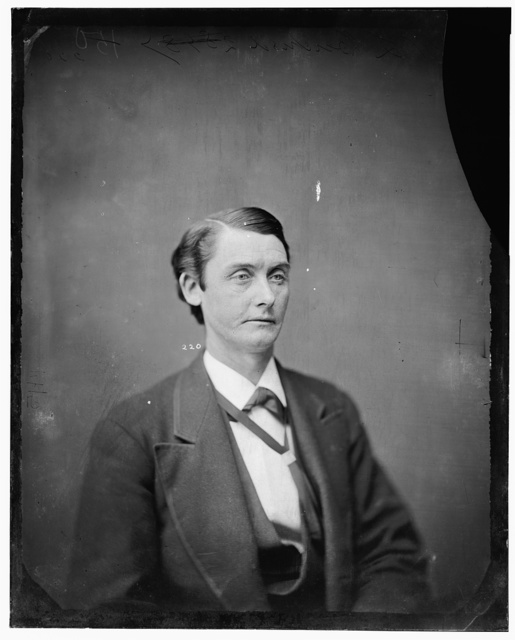 Burchard, Hon. W.L. of Wisc.