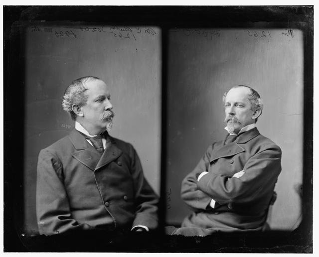 Butler, Hon. Mathew C. of S.C. Senator. (General in the Confederate Army)