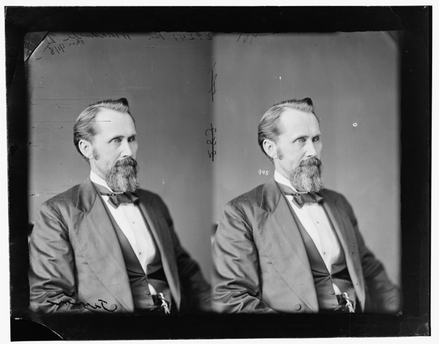 Caldwell, Hon. Wm. Parker of Tenn. Presidential Elector on the Democratic ticket of Douglas and Johnson in 1860