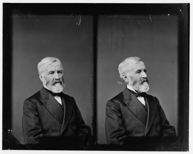 """Campbell, Hon. Alexander of Ill. Was called the """"Father of the Greenback Party"""""""