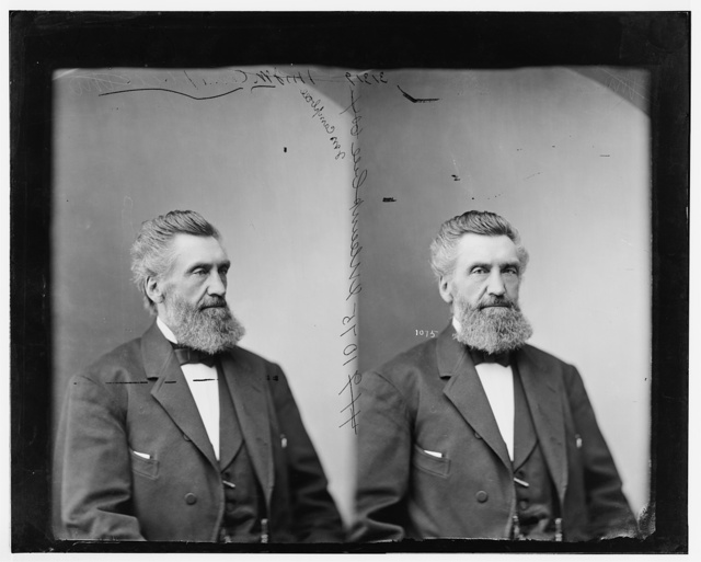 Campbell, Hon. Jacob Miller of PA (Engaged in steamboating on the lower Mississippi River 1841-1847) (Col of 54th Regiment Pa Inf)