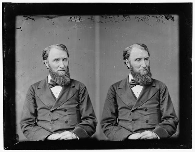 Cannon, Hon. Joe neg. made 1876 M.C. - Ill.