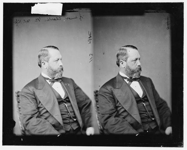 Clark, Hon., Amos Jr. of N.J.