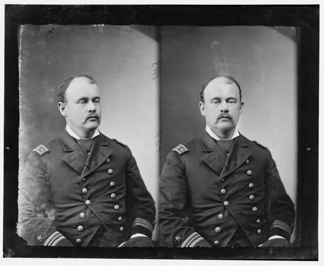 Clark, Paymaster, (U.S. Navy)