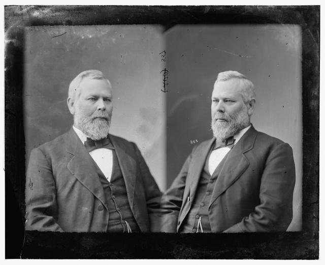 Cummings, Hon. Henry Johnson Brodhead of Iowa. Col. 39th Iowa Vol Inf.