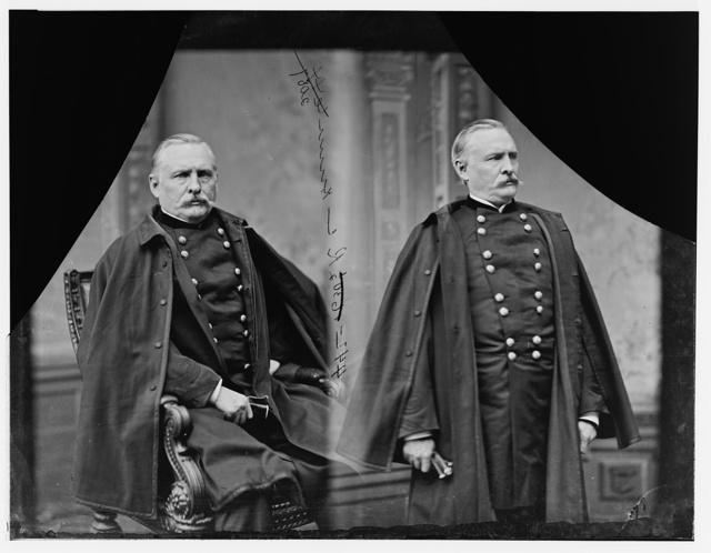 Drum, Gen. R.C. USA