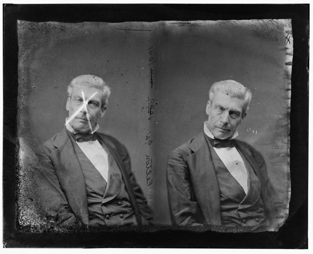 Felton, Hon. W.H. of GA  Served as a surgeon in Civil War
