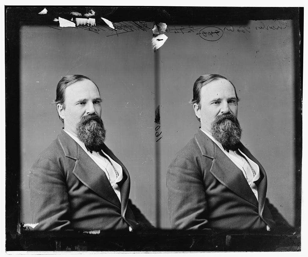 Foster, Hon. Chas of Ohio, Secty of Treasury (Harrison admn)