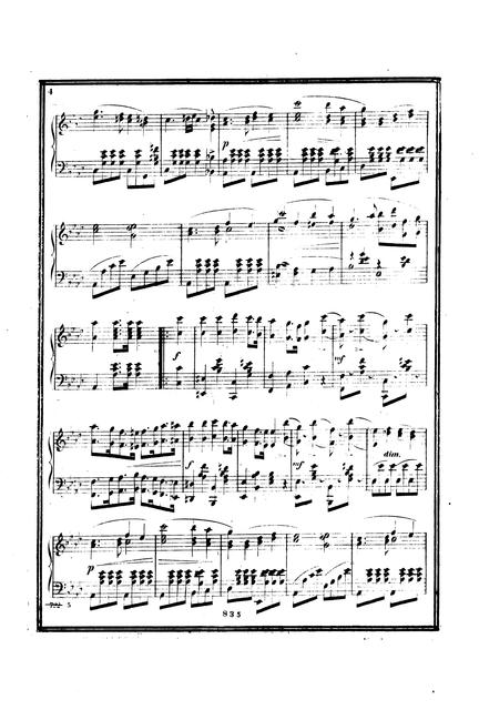 Funeral march to the memory of Abraham Lincoln: as played by Bach's orchestra at the funeral ceremonies at Milwaukee Wis. composed by C. H. Bach.