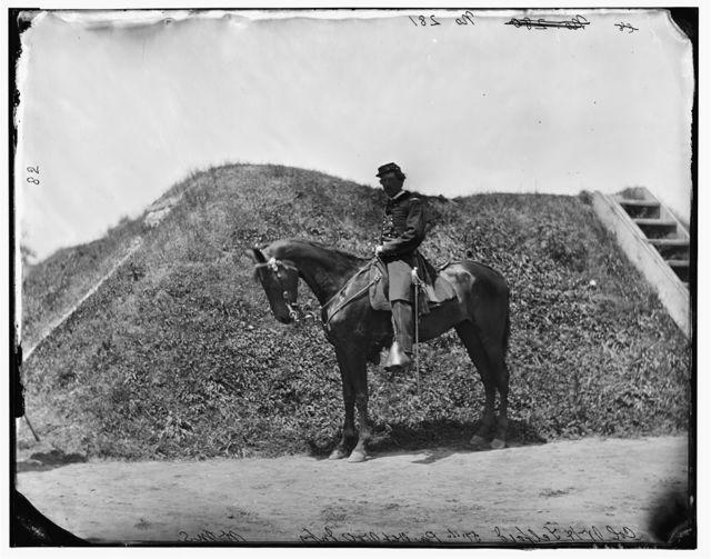 Gettysburg, Pennsylvania. Col. William H. Telford, 50th Pennsylvania Infantry