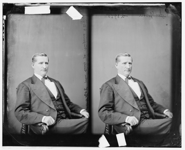 Goode, Hon. John, Rep. Of VA. Vol. In Confederate Army, Member of Confederate Congress