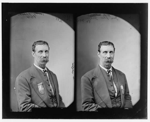 Greggs, Gen. Theodore (not in uniform)
