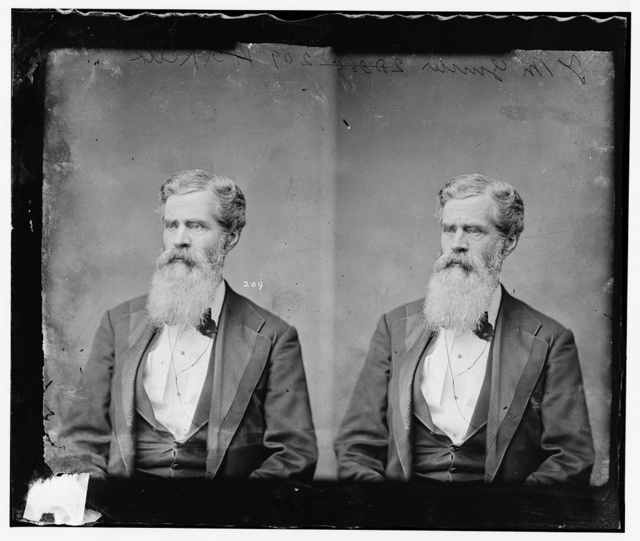 Gunter, Hon. Thomas Montague of Ark., col. of 13th Ark. Inf. C.S.A.