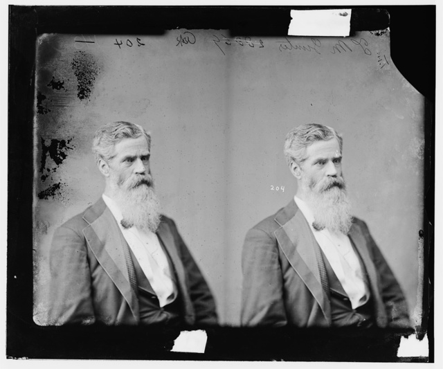 Gunter, Hon. T.M. of Ark. Col. of 13th Ark. Inf. C.S.A.