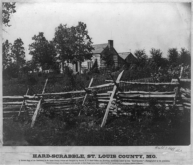 Hard-scrabble, St. Louis County, Mo. / Heald & Stiff, phot.